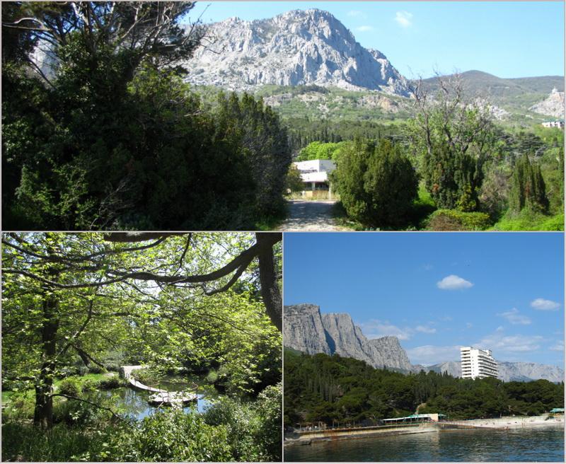 Достопримечательности Крыма: Топ-7 чудесных парков полуострова фото 2