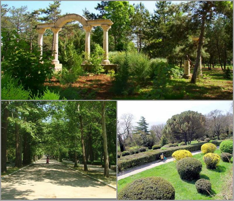 Достопримечательности Крыма: Топ-7 чудесных парков полуострова фото 6