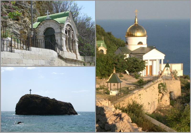 Достопримечательности Крыма: ТОП-5 монастырей полуострова фото 4