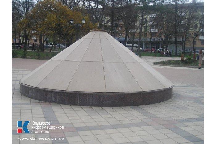 На майские праздники в Симферополе забьют фонтаны