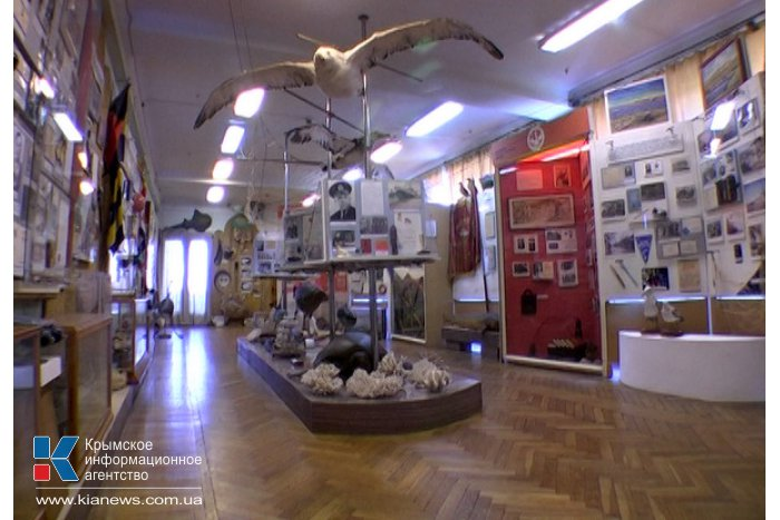 Музей рыбаков в Севастополе пополнился новыми экспонатами