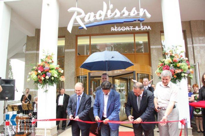 В Алуште открыли четырехзвездочный отель