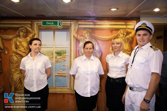 В Ялте презентовали круиз по Черному морю