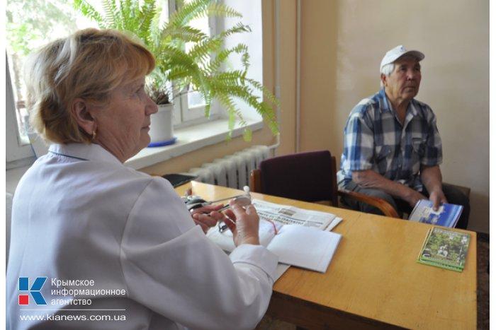 Представитель Администрации Президента посетила центр первичной помощи в Симферополе
