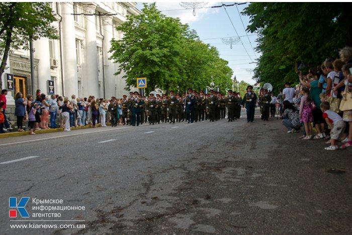 В Севастополь приехали военные оркестры из 6 стран
