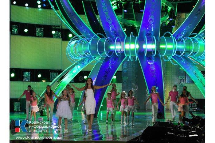 В Крыму подходит к завершению конкурс «Детская Новая волна»