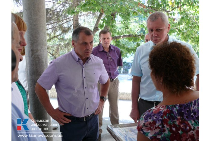 Глава парламента Крыма призвал молодежь к саморазвитию