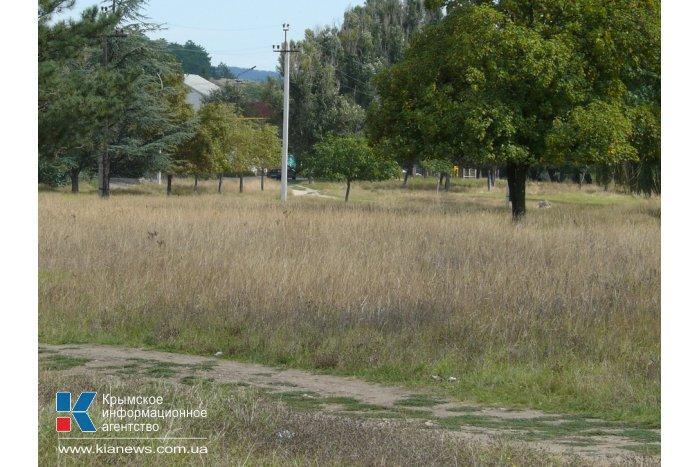 В Симферополе построят спортивный комплекс с велодорожкой