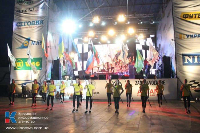 В Крыму открылся спортивный фестиваль «WOG Yalta Rally Fest»