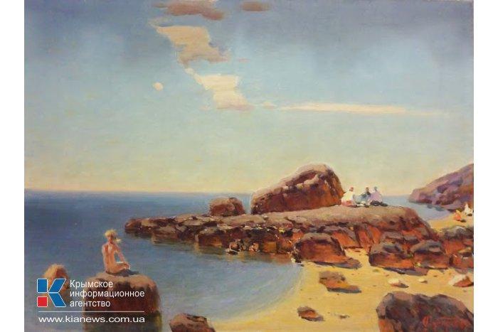 В Симферополе представили выставку крымскотатарского художника
