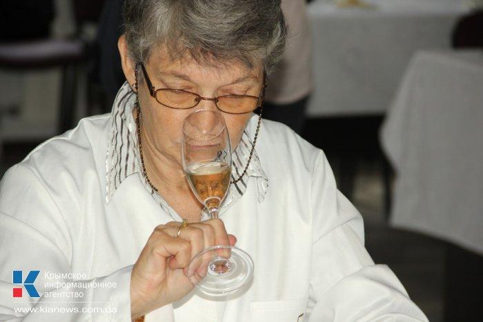 В Новом Свете стартовал конкурс игристых вин