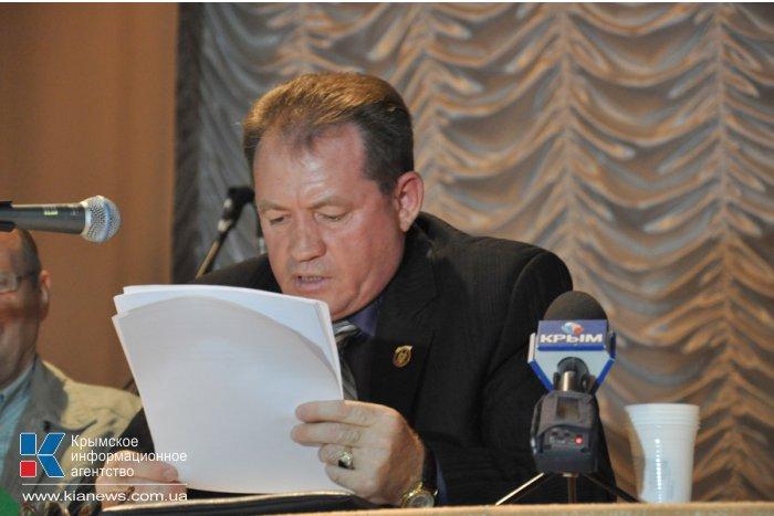 В Крыму предложили кандидатуру на место председателя Союза ветеранов Афганистана