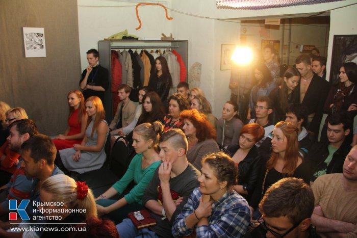 В Симферополе подвели итоги фестиваля молодой режиссуры