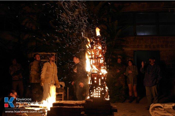 На керамическом форуме в Ялте установили рекорд Украины