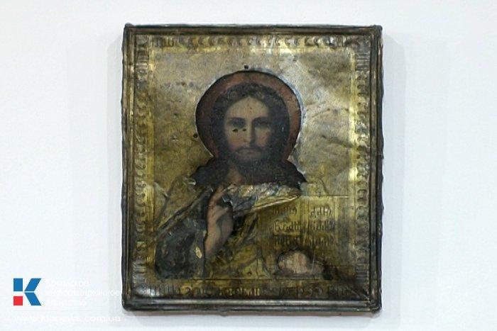 В Севастополе представили «Святые лики»