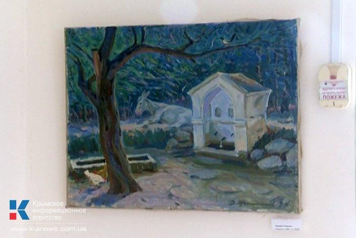 В Севастополе открылась выставка памяти Зиновия Филиппова
