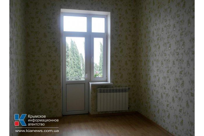 Ялтинским пограничникам выделили служебные квартиры