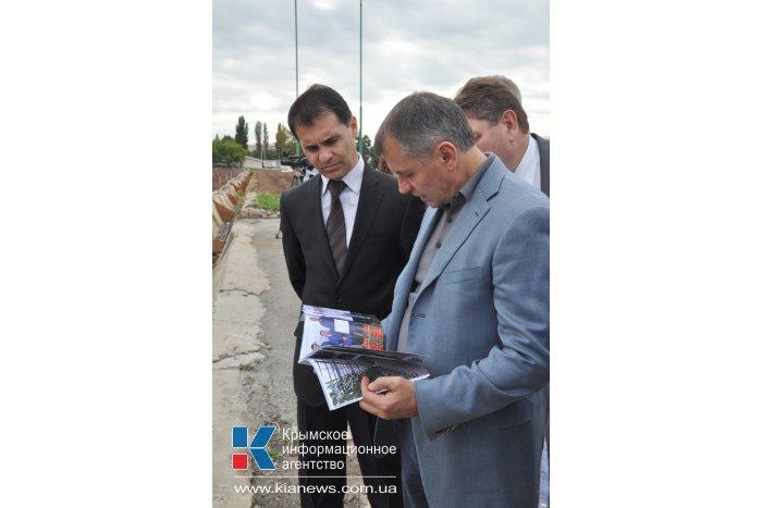 Спикер Крыма посетил агропредприятия и социальные объекты Симферопольского района