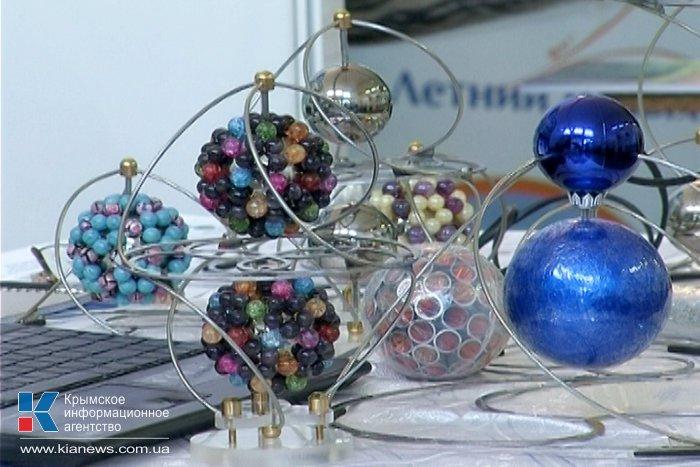 В Севастополе открылся салон изобретений и новых технологий