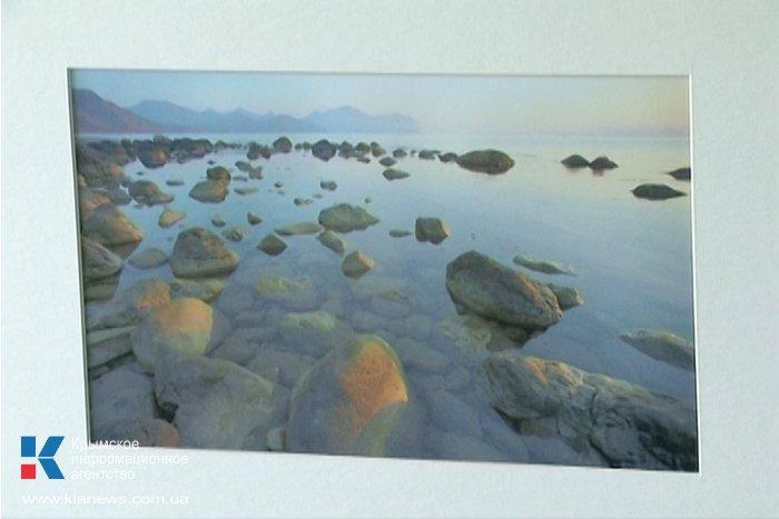 В Севастополе представили фотовыставку «Киммерия»
