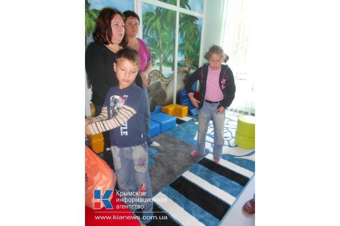 В Алуште открылся Центр дельфинотерапии