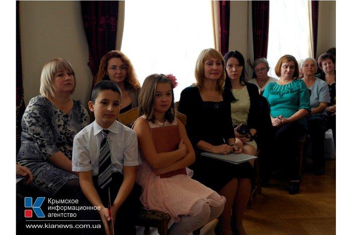 Ливадийская школа отметила 145-летие