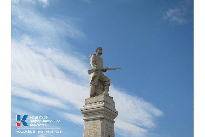 В Вилино прошла реконструкция Альминского сражения