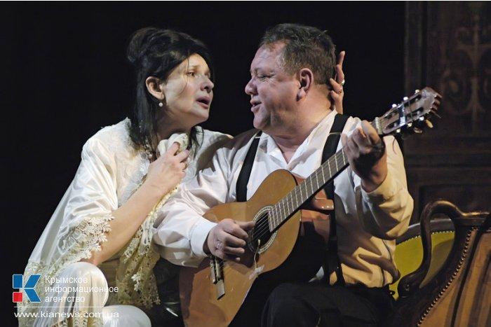 В Севастополе проходят гастроли памяти Богдана Ступки