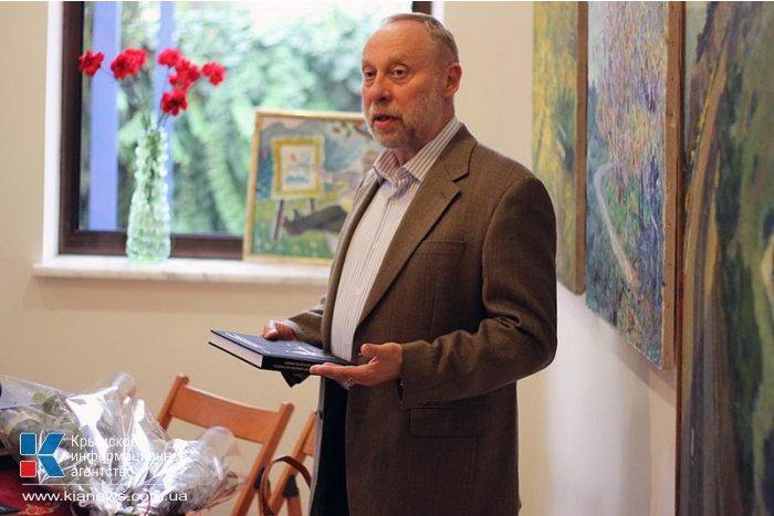 В Севастополе представили книгу о храме семи священномучеников Херсонесских
