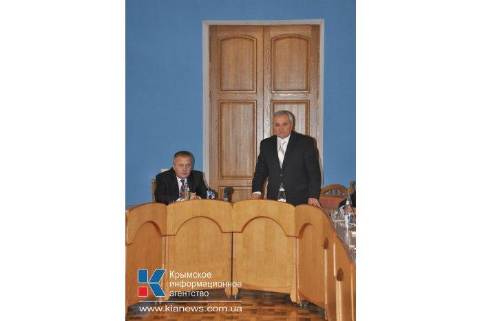 В Симферополе проходит украинско-болгарский бизнес-форум