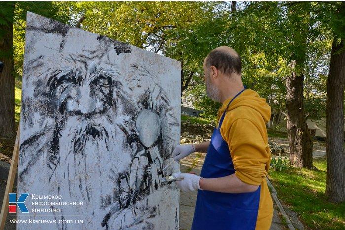 В Севастополе художники России и Украины поучаствовали в проекте «Стань легендой!»