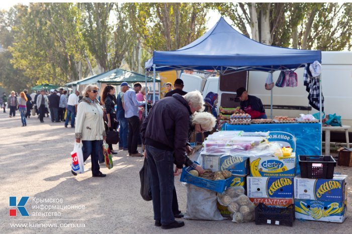 В Севастополе народными гуляниями отметили три праздника