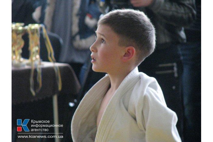 В Симферополе прошли соревнования по дзюдо памяти Олега Грибенникова