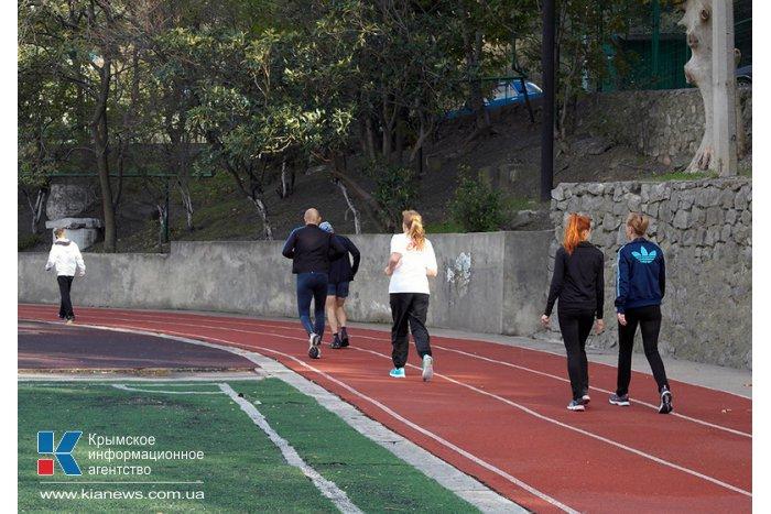 В Ялте состоялся шестичасовой марафон