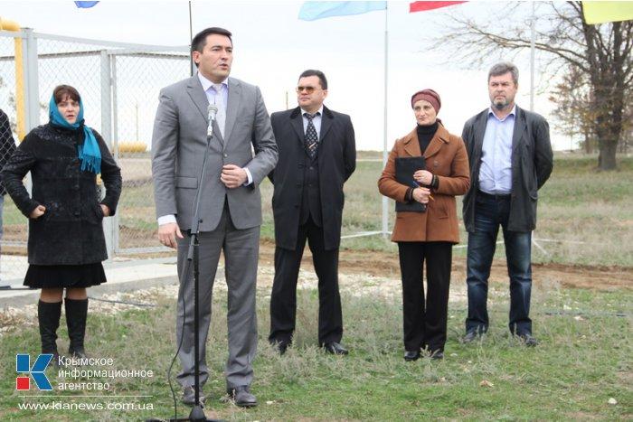 Село в Кировском районе получило природный газ
