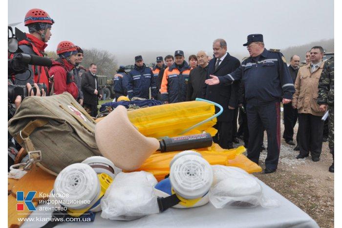В Крыму все службы готовы к чрезвычайным ситуациям в осенне-зимний период