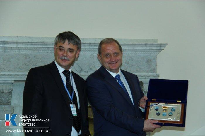 На Черноморском экономическом форуме подписали пять меморандумов
