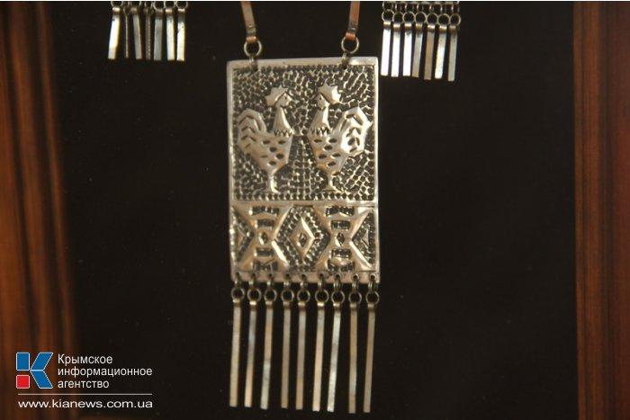 Выставку ювелирных изделий представили в Симферополе