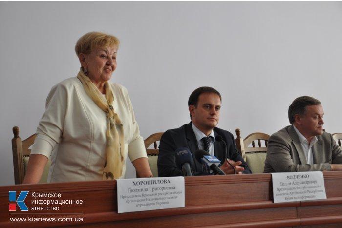 Конкурс «Серебряное перо» и в дальнейшем будет проходить в Крыму, – Волченко