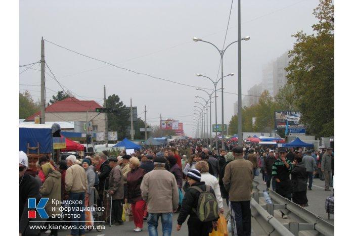 В Крыму проходит вторая большая осенняя ярмарка