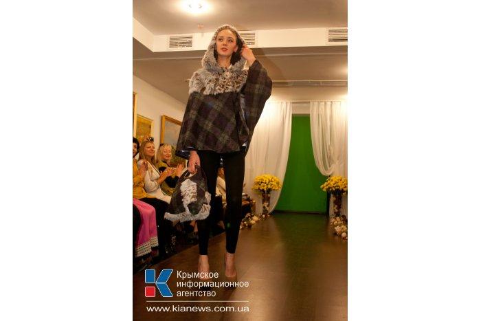 В Севастополе прошел модный показ «Осенние мотивы»