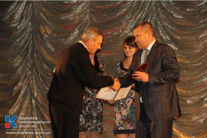 В Симферополе отметили День железнодорожника