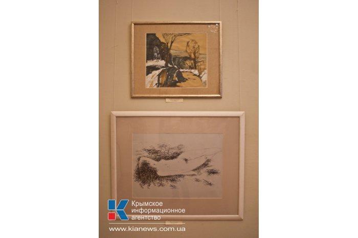 В Севастополе открылась выставка международного Батилиманского пленэра