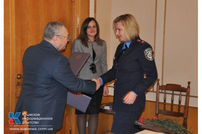 В парламенте Крыма чествовали работников социальной сферы