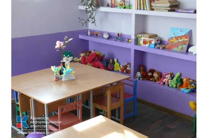 На базе школы в Ялте открылась группа детсада