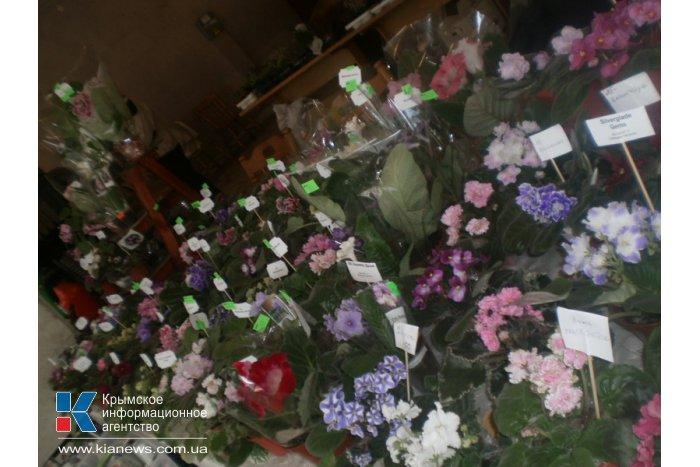 В Алуште проходит ярмарка для садоводов
