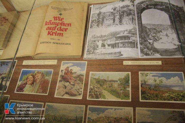 В Симферополе открыли две выставки об Отечественной войне