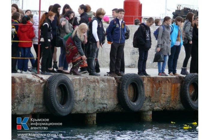 В Ялте почтили память погибших на теплоходе «Армения»