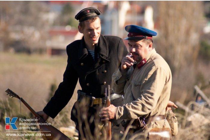 В Балаклаве прошла историческая реконструкция обороны Севастополя