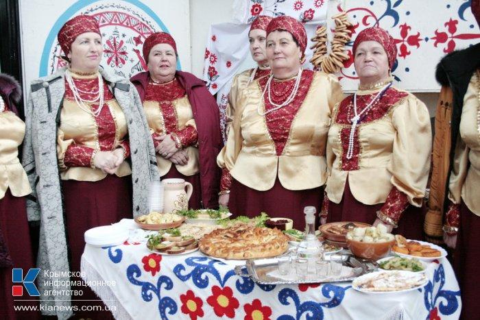 В Симферополе прошла презентация культур народов Крыма